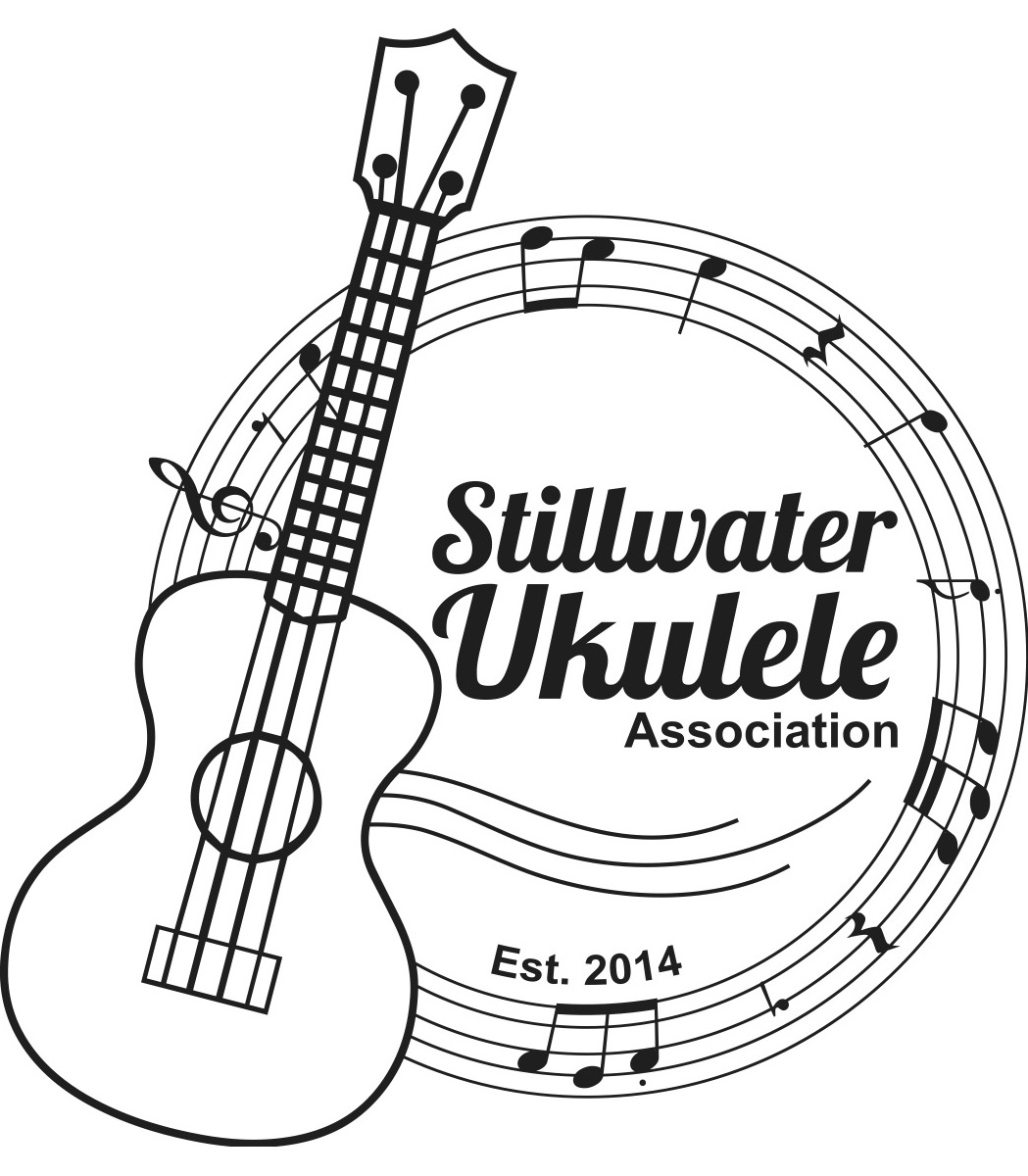 Stillwater Ukulele Association Logo